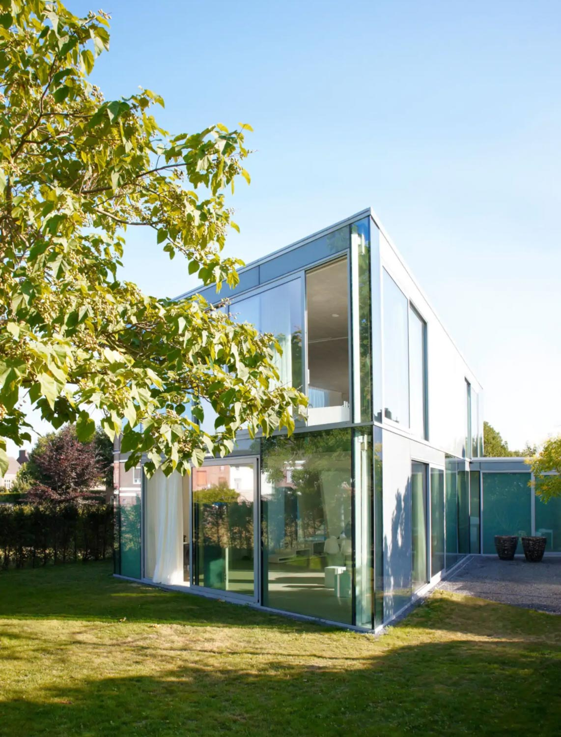 H-House Architectural Residence