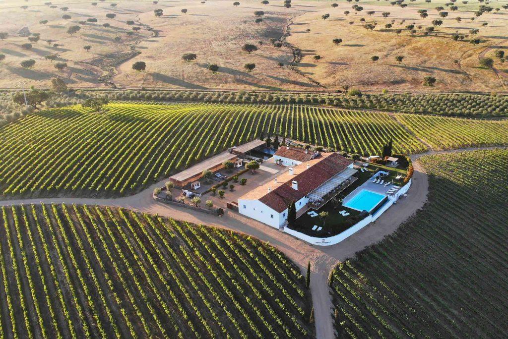 5 x De mooiste wijnhotels in de Alentejo (Portugal)