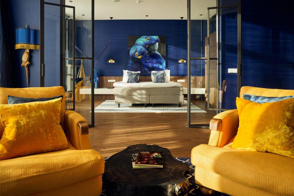5 x Unieke en luxe Suites in Nederland