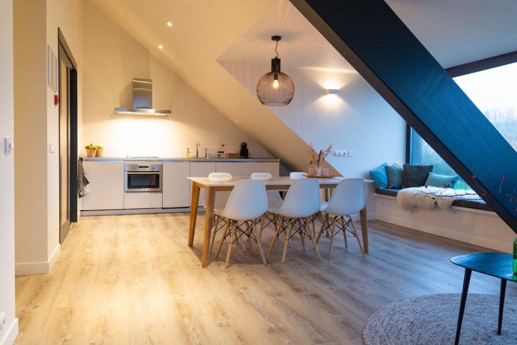 Pollepleats Suite met keuken