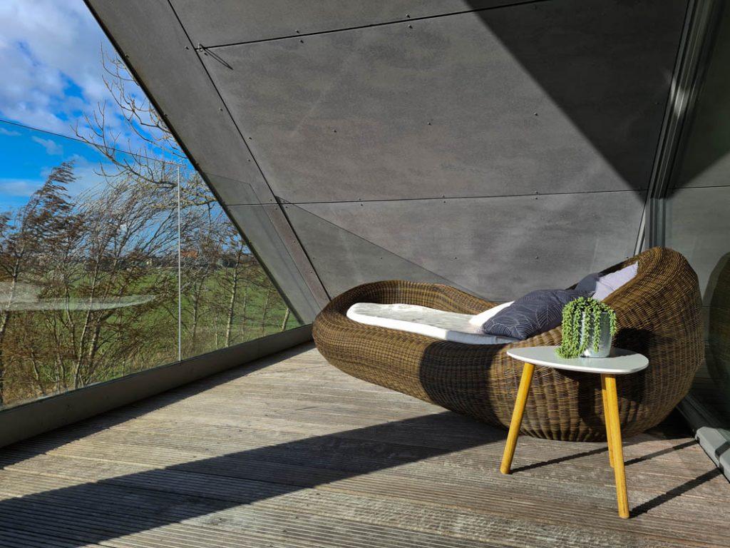 Luxe Suite met terras
