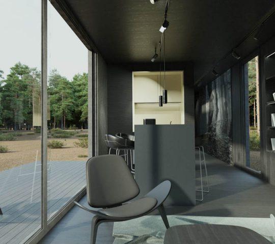 Cuber Outdoor Suite Veluwe
