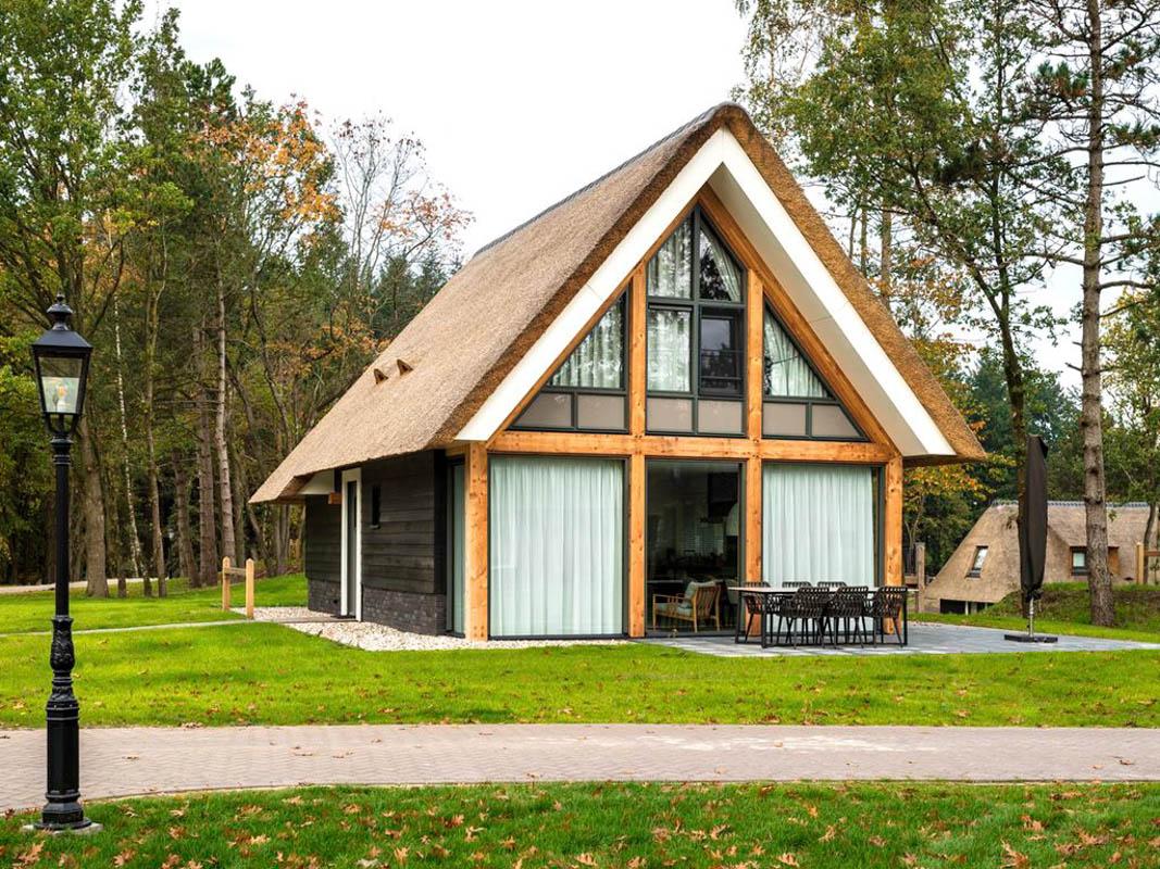 Nieuwe Landal Parken met luxe huizen